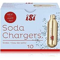 iSi ricariche Soda   adatte per tutte attrazure soda  Sodamaker Classic  Soda Siphon  e Twist  39 n Sparkle