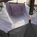 Pet Car Seat cover impermeabile due proteggi sedile con supporto posteriore con PET auto cinture di sicurezza impermeabile amaca cuscino tappetini per cane gatto cucciolo gattino