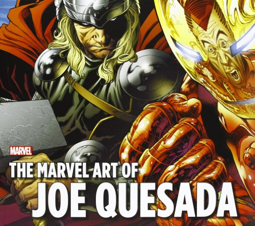 The Marvel art of Joe Quesada. Ediz. illustrata