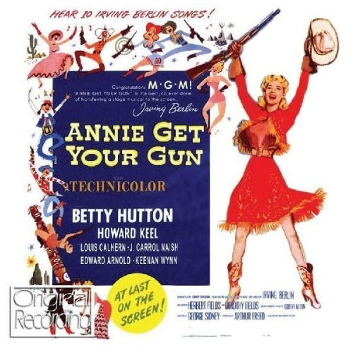 Soundtrack by Annie Get Your Gun