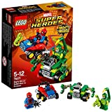 LEGO 76071 Mighty Micros Spider-Man vs Scorpion Building Toy