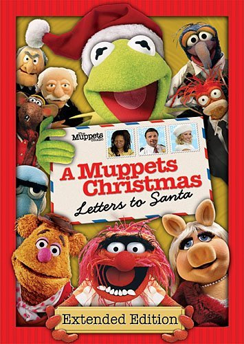A Muppets Christmas: Letters To Santa by Whoopi Goldberg - Muppets Christmas A