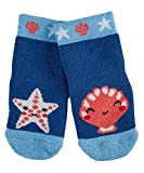 FALKE Unisex Baby Socken Seastar & Shell, Mehrfarbig (Royal Blue 6051), 62-68