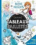 Reine des Neiges, TABLEAUX PAILLETTES, ATELIERS DISNEY
