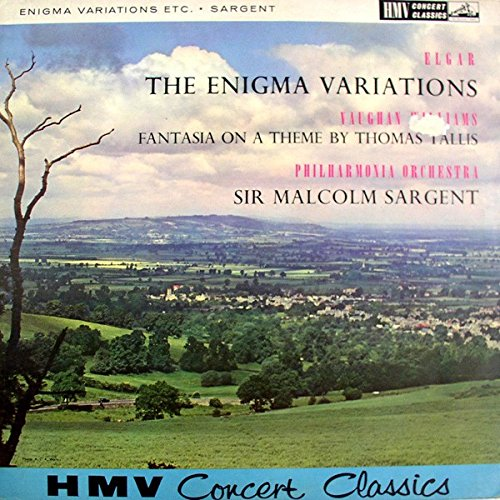 Enigma Variations / Fantasia On A Theme By Thomas Tallis