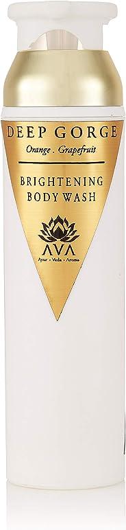 Ayur Veda Aroma Deep Gorge Brightening Body Wash, 135 ml
