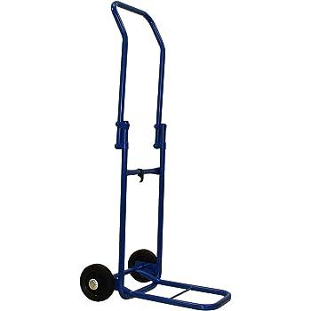 Sackkarre Transportkarre Stapelkarre Karre bis 120 kg klappbar Vollgummireifen
