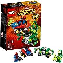 LEGO Super Heroes - Mighty Micros: Spider-Man vs. Escorpión (76071)