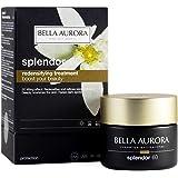 BELLA AURORA Splendor 60 Crema Anti-edad Día   Efecto Lifting 3D   Ácido Hialurónico   Protección Solar SPF 20