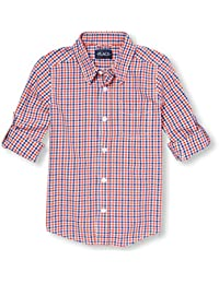 66ac50cd The Children's Place Boys' Shirts Online: Buy The Children's Place ...