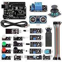 Sainsmart 20–013–144uno R3Education starter kit per Arduino, 1modulo relè