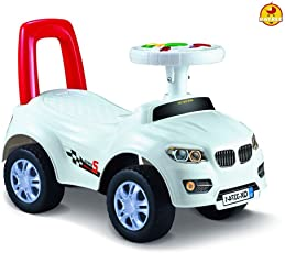 Baybee BMW 5 Series Ride-on Car I Suitable for Boys & Girls - White