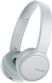 Sony WH-CH510 Wireless On-Ear Headphones, White