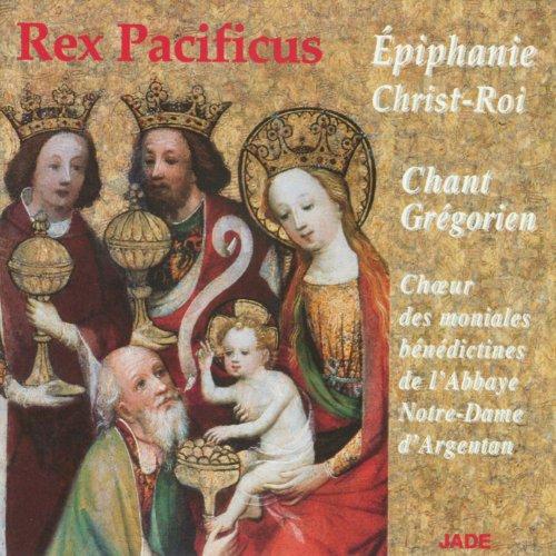Antiphons: Ante luciferum, Venit lumen, Apertis thesauris, Maria et flumina, Stella ista