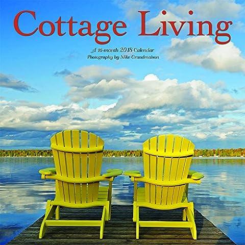 Cottage Living 2018 Calendar