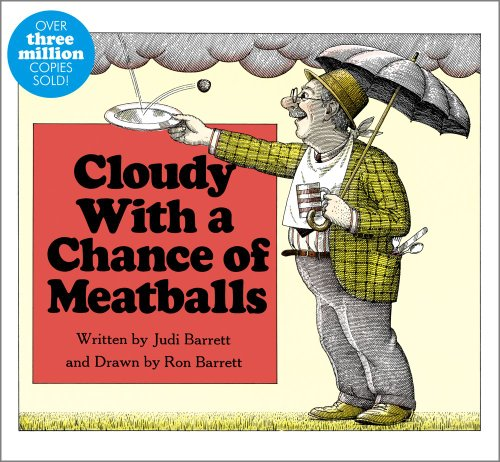 Cloudy with a Chance of Meatballs (Classic Board Books)