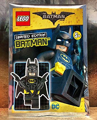 LEGO ® The Batman Movie Limited Edition Minifigur (Batman Movie Lego Minifigur)