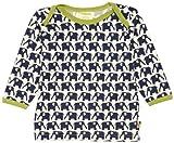 Loud + Proud Unisex - Baby Sweatshirt 205, Gr. 86/92, Blau (Marine)
