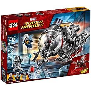 Lego Marvel Super Heroes esploratore della quantità (76109) giocattolo per bambini  LEGO