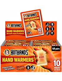 Hot Hands Hand Warmer 20 40 60 80 100 Pairs Cura-Heat Warmers