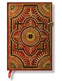 Ventaglio Rosso - Notizbuch Mini Flexi Unliniert - Paperblanks
