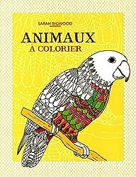 Animaux à colorier by Sarah Bigwood (2015-06-04)