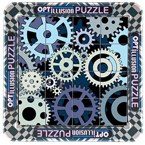 Cheatwell Games Optillusion Zahnrad Puzzle - Zahnrad-puzzle