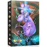 Verzamelalbum compatibel met Pokemon, album compatibel met Pokemon-kaarten, nietmachine compatibel met Pokemon, kaartenhouder