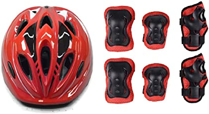 JERN 4 in 1 Kids Protective Set; Protective Kit; Skating Kit; Cycling Kit