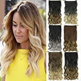 Best GENERIC Hair Extentions - Generic Color 2T25 : 24inch Curly Wavy Hair Review