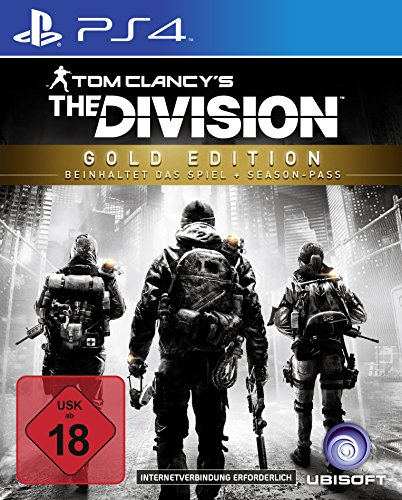 Tom Clancy's The Division - Gold Edition [Importación Alemana]