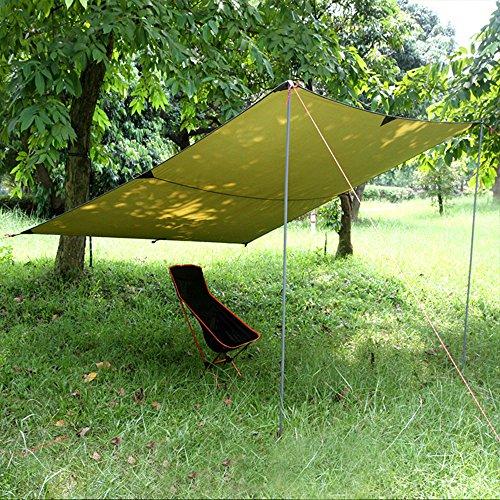 Cymall Tent Tarps ... & Cymall Tent Tarps Lightweight Waterproof RipStop Tarp Backpacking ...