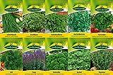 10 variétés | Assortiment de graines d'herbes | adapté aux débutants | maintenant prix spécial d'hiver...
