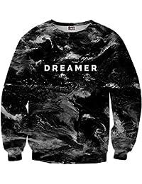 Mr. Gugu & Miss Go ® ⋅ Dreamer Suéter ⋅ 3D ⋅ Unisex ⋅ Fullprint ⋅ Impreso ⋅ Multicolor ⋅ Primavera ⋅ Verano ⋅ 2017 ⋅
