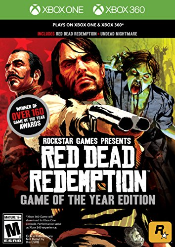 Jack of All Games Red Dead Redemption: Game of the Year Edition, Xbox 360 Xbox 360 Inglés vídeo - Juego (Xbox 360, Xbox 360, Acción / Aventura, Modo multijugador, M (Maduro))