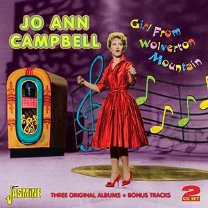 Girl From Wolverton Mountain - Three Original Albums + Bonus Tracks [ORIGINAL RECORDINGS REMASTERED] 2CD SET
