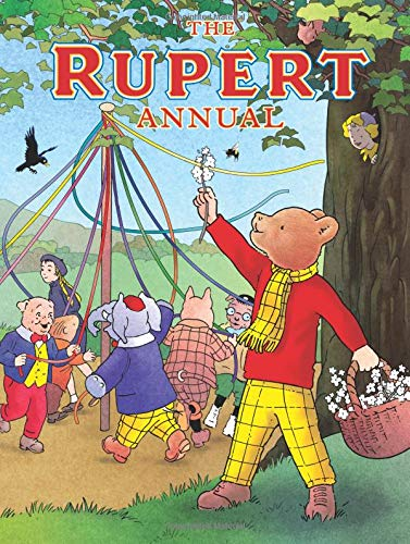 The Rupert Annual 2019 (Annuals 2019) por Stuart Trotter