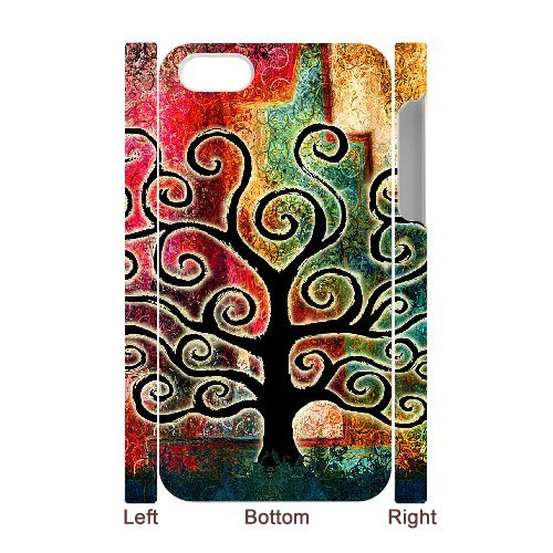 LP-LG Phone Case Of Tree of Life For Iphone 5C [Pattern-6] Pattern-5