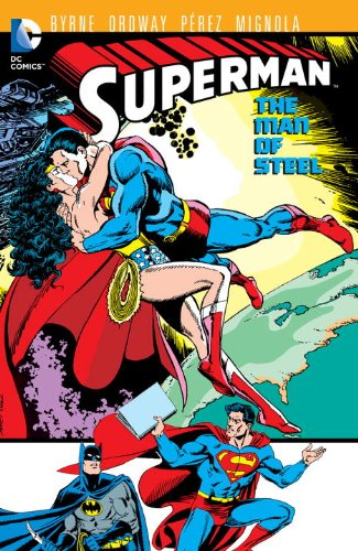 Superman: Man of Steel Volume 8