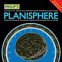 Philip's Planisphere (Latitude 51.5 North) 2012: For use in Britain and Ireland, Northern Europe, Northern USA and Canada
