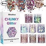 Chunky Glitter Glitter Nagel Glitzer
