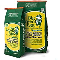Big Green Egg PREMIUM 100% NATURAL LUMP CHARCOAL - SMALL