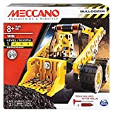 Meccano - 6043090 - Jeu de Construction - Bulldozer de Chantier