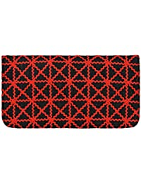 Lukas Designer Hand Wallet For Women/Silk Material/Zipper Wallet/Premium Quality Clutch For Women