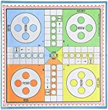 """Ludo - Ludo Board Game Set 12""""- Jaques of London"""