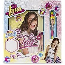Soy Luna Diario con candado y bolígrafo musical (Giochi Preziosi YLG28000)