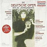 Die Deutsche Oper des 20 Jahrh [Import allemand]