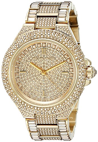Michael Kors MK5720 Ladies Crystal Encrusted Gold Watch