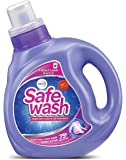 Safewash Matic Front Load Liquid Detergent by Wipro, 1L