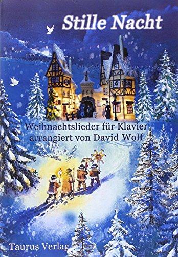 Preisvergleich Produktbild Stille Nacht: Weihnachtslieder für Klavier